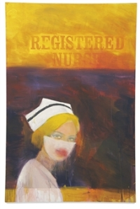 Registered Nurse, Richard Prince. 2002.