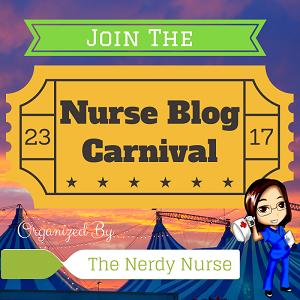 Nurse Blog Carnival - The Nerdy Nurse - 300x300